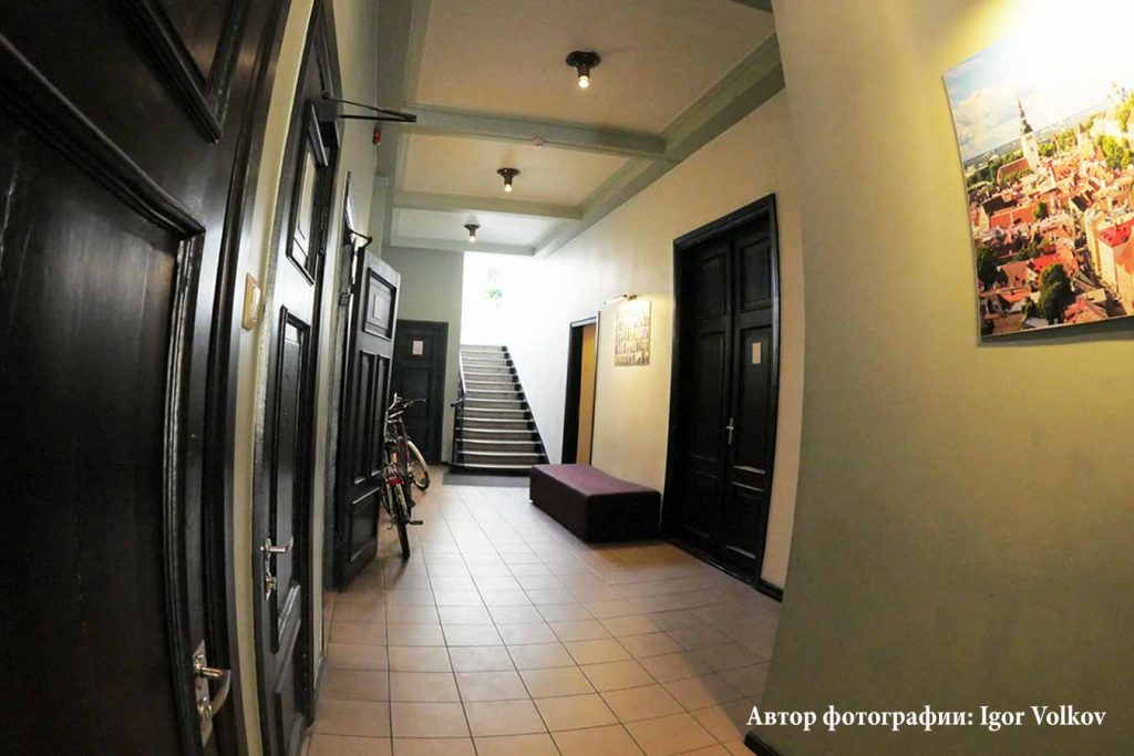 Хостел Fat Margaret's Hostel в Таллинне