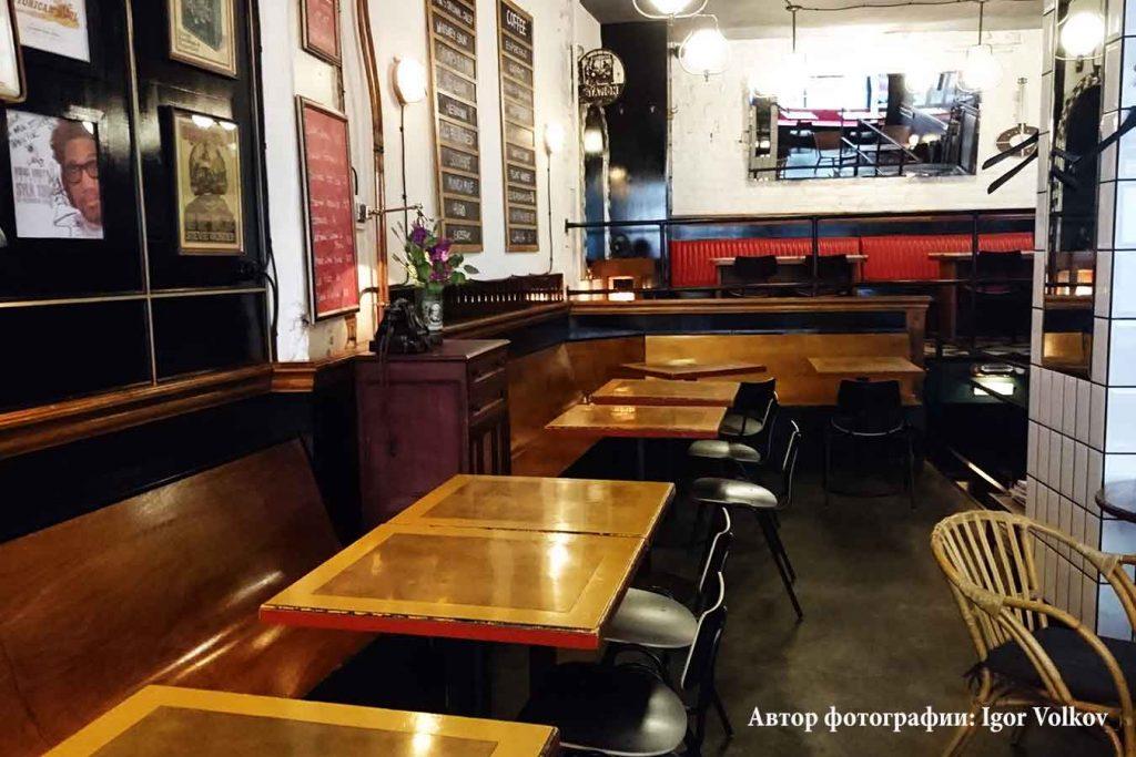Ресторан Frank в Таллинне