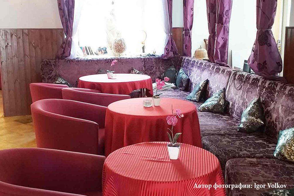 Ресторан Maharaja в Таллинне