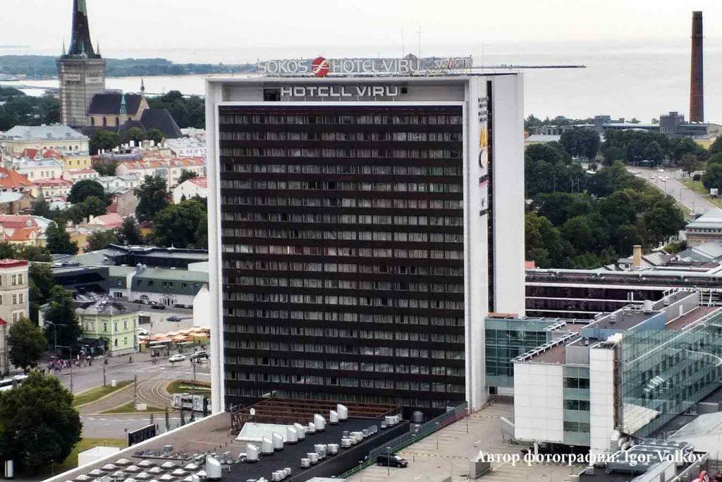 Отель Original Sokos Hotel Viru в Таллинне
