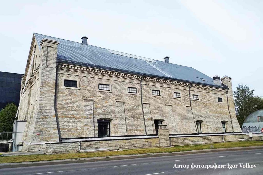 Эстонский Архитектурный Музей