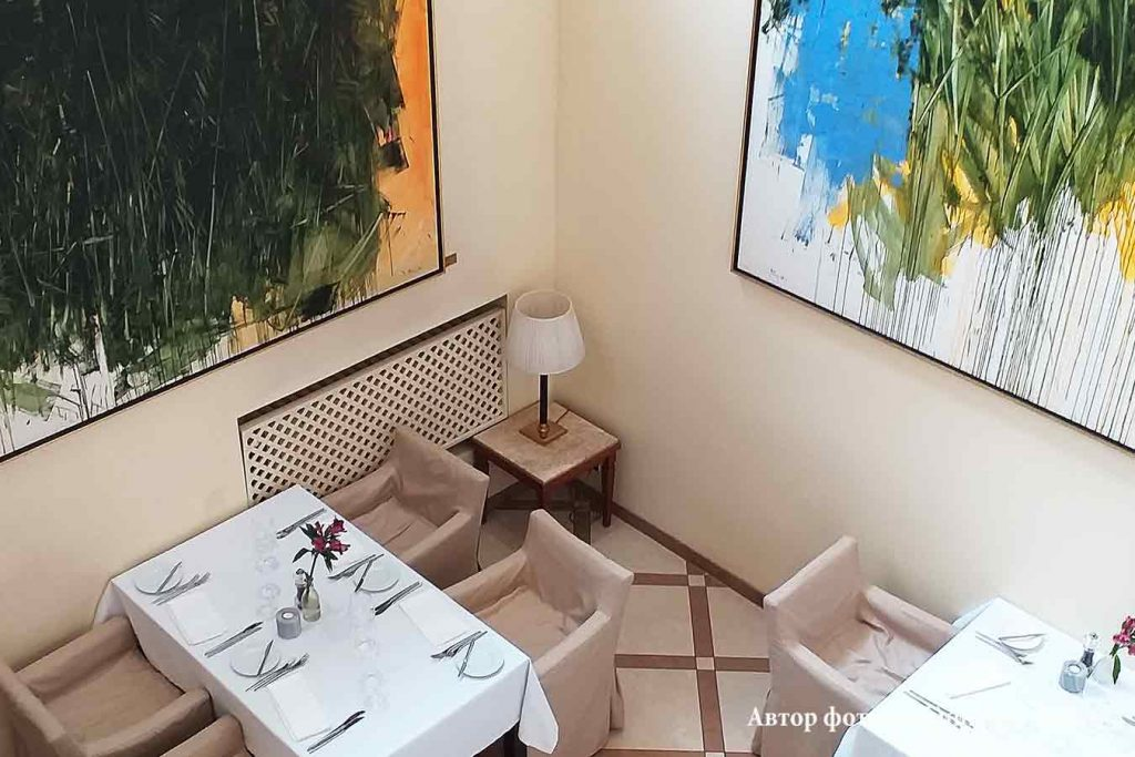 Ресторан Mix в Таллинне
