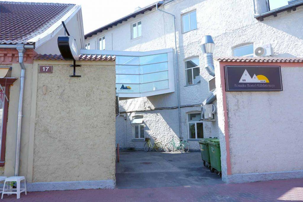 Гостевой дом Hommiku Guesthouse в Пярну