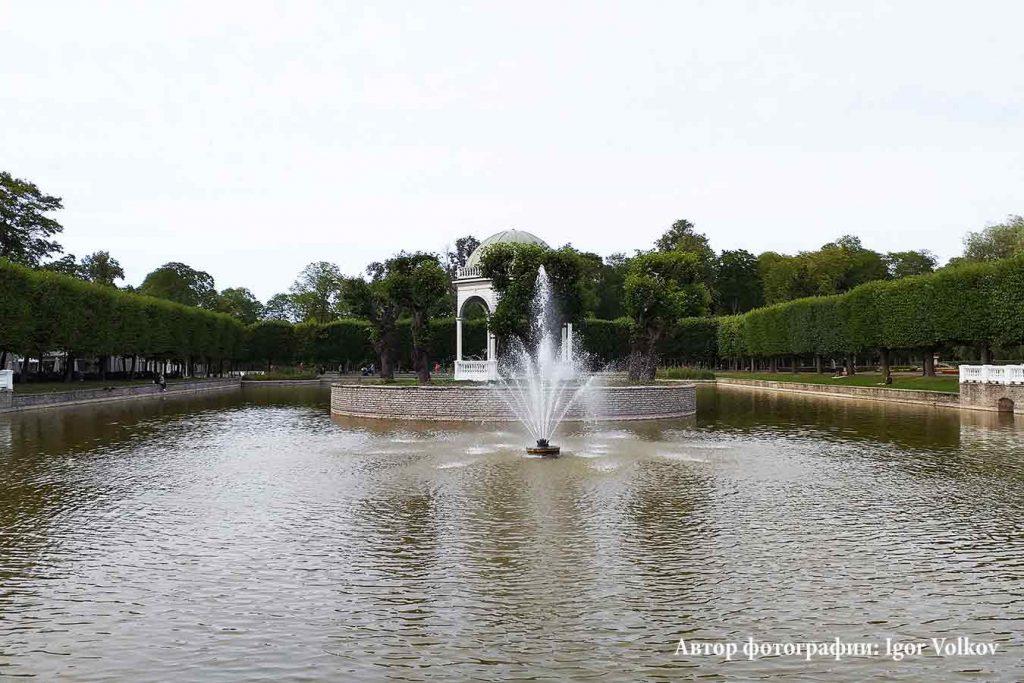 Кадриоргский парк в Таллинне