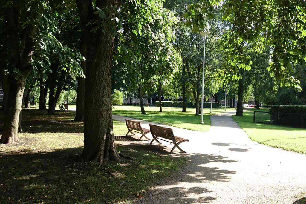 Парк Лембиту в Таллинне