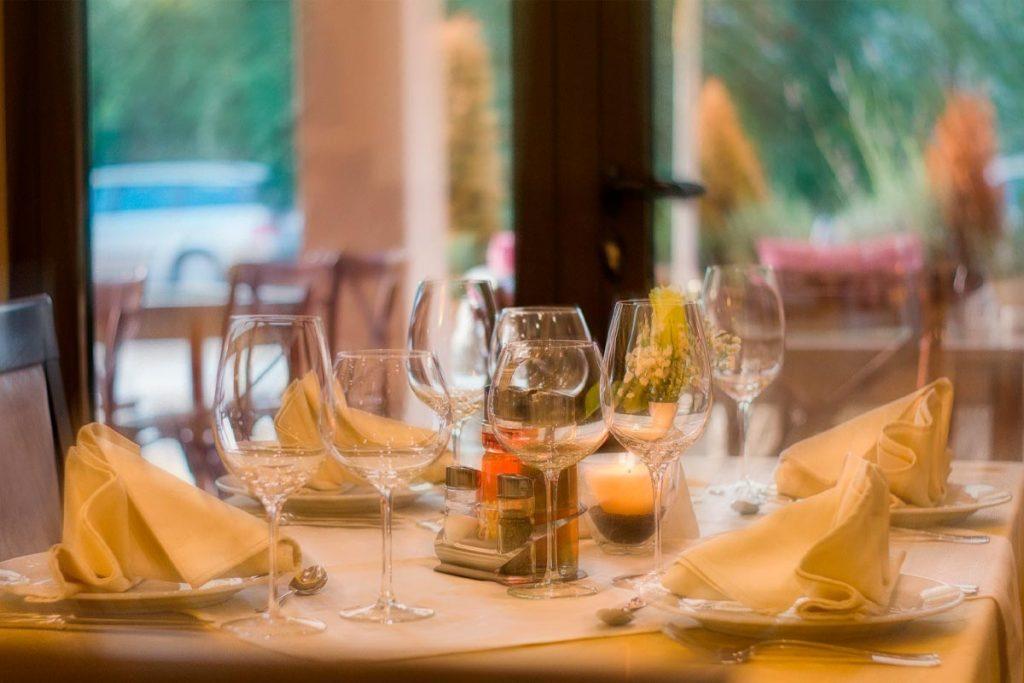 Рестораны в Таллинне