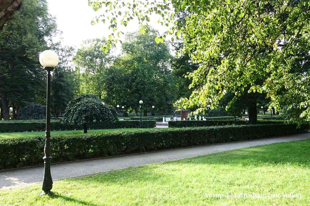 Сад Канута в Таллинне