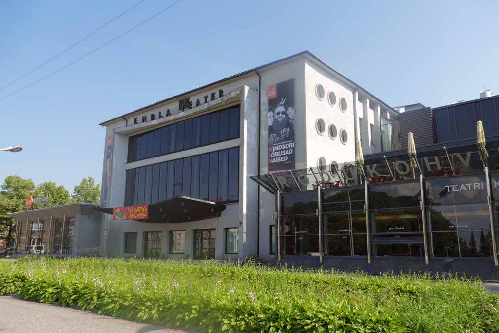 Театр Эндла в Пярну