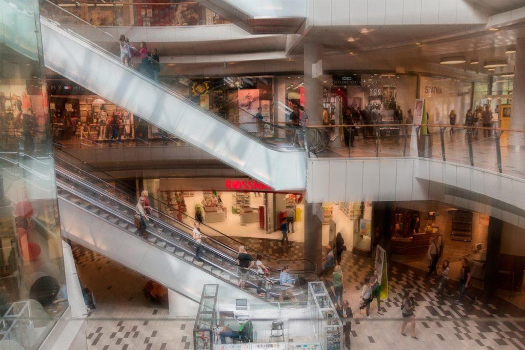 Торговые центры в Тарту
