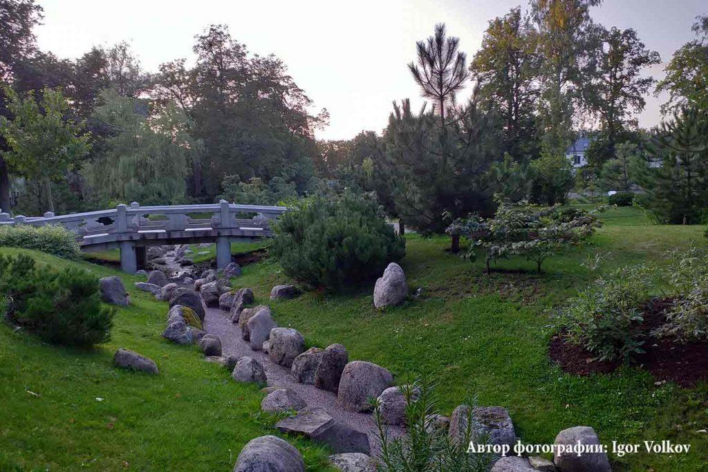 Японский сад в Эстонии